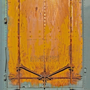 GOLD DOOR - 8x10 fine art print